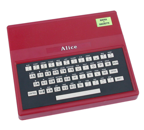 Matra and Hachette Alice - Device.png