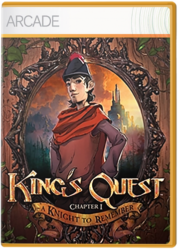 King's Quest - Chapter I - A Knight to Remember.png