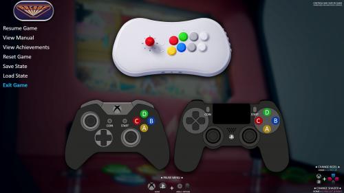 Game Controls FS (Full Screen - Beta)