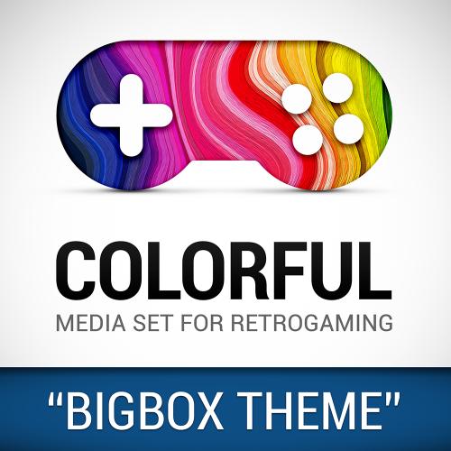 COLORFUL bigbox theme