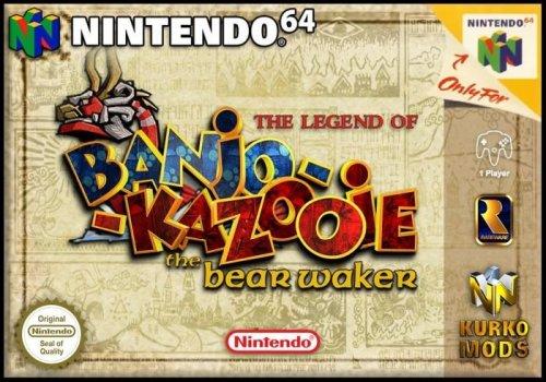 Banjo-Kazooie - The Bear Walker-01.jpg