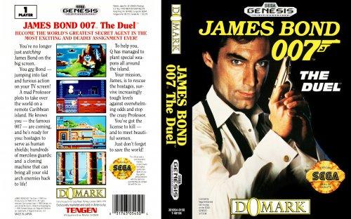 James Bond 007 - The Duel (USA).jpg