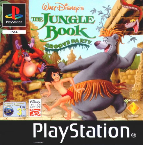 Walt Disney's The Jungle Book - Groove Party (Europe).jpg